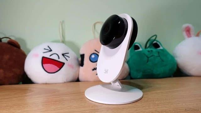 - Yi Home Camera กล้องวงจรปิดราคาประหยัด