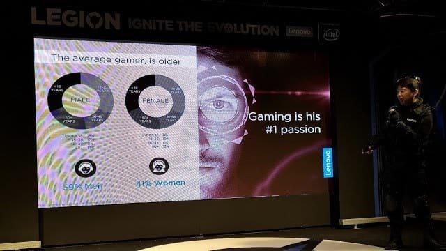 - Lenovo เปิดตัว Legion โน๊ตบุ๊คสายเกมรุ่นใหม่พร้อมกับผลิตภัณฑ์ตระกูลอื่นๆ