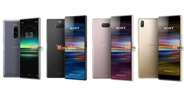 - หลุดสเปกและราคาสมาร์ทโฟน Sony ใหม่ถึง 4 รุ่น เปลี่ยนวิธีตั้งชื่อรุ่นใหม่(อีกแล้ว!)