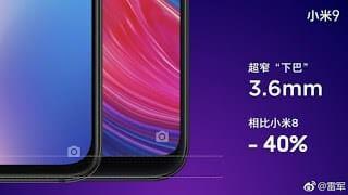 - Xiaomi เปิดตัว Mi9 สเปกจัดเต็ม กล้อง 3 ตัวคะแนน DxOMark 107 ในราคาเอื้อมถึง