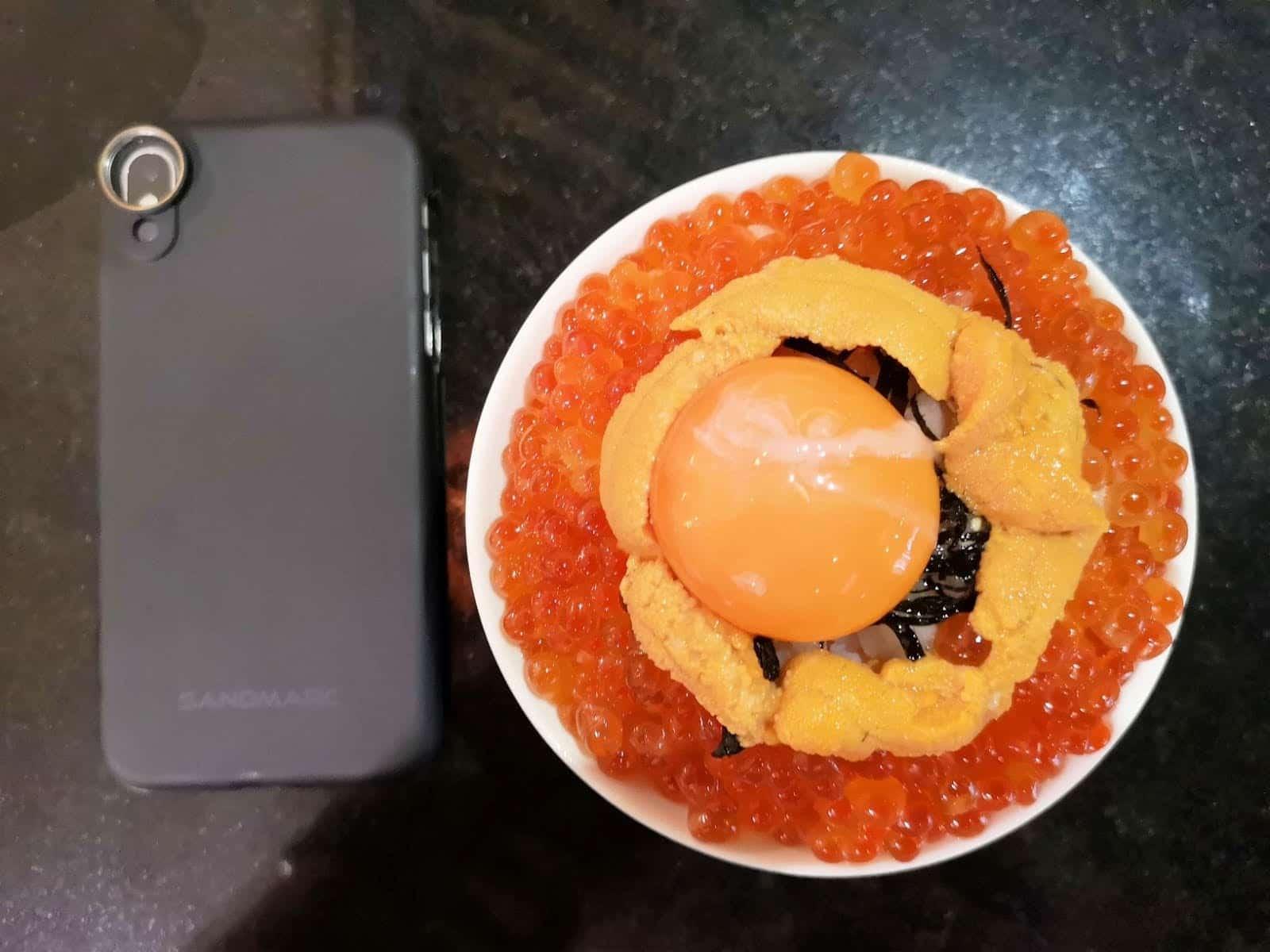 รีวิว Sushi Hiro MESHI เมนูใหม่กับสารพัดข้าวหน้าล้นชามกับไข่ไก่ญี่ปุ่น 12