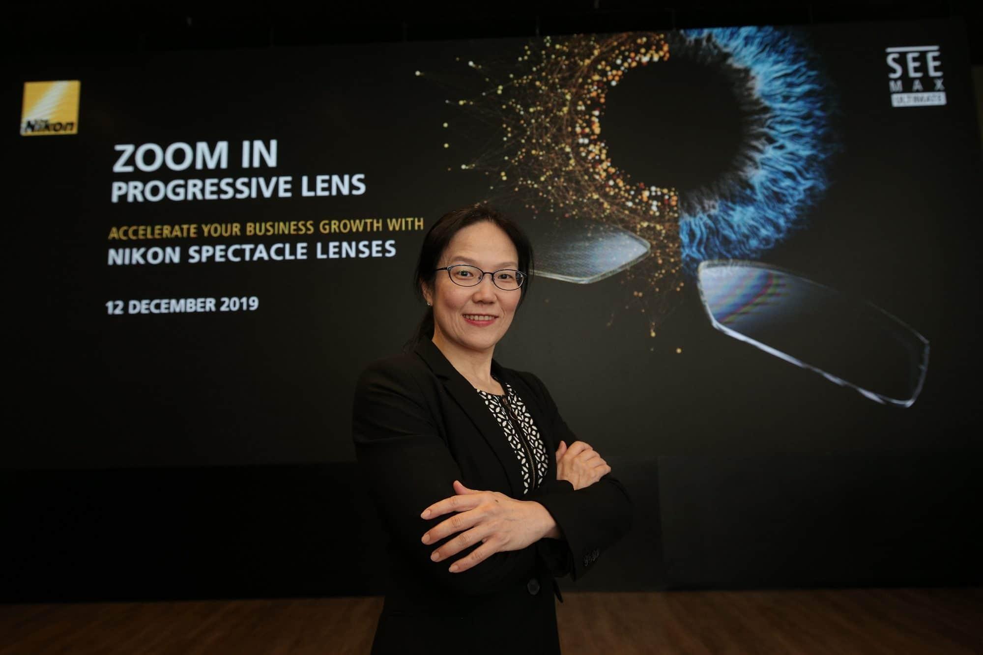 Nikon เปิดตัวเลนส์แว่นตา SeeMax Ultimate ปรับแต่งได้ถึง 400 ล้านแบบ 2