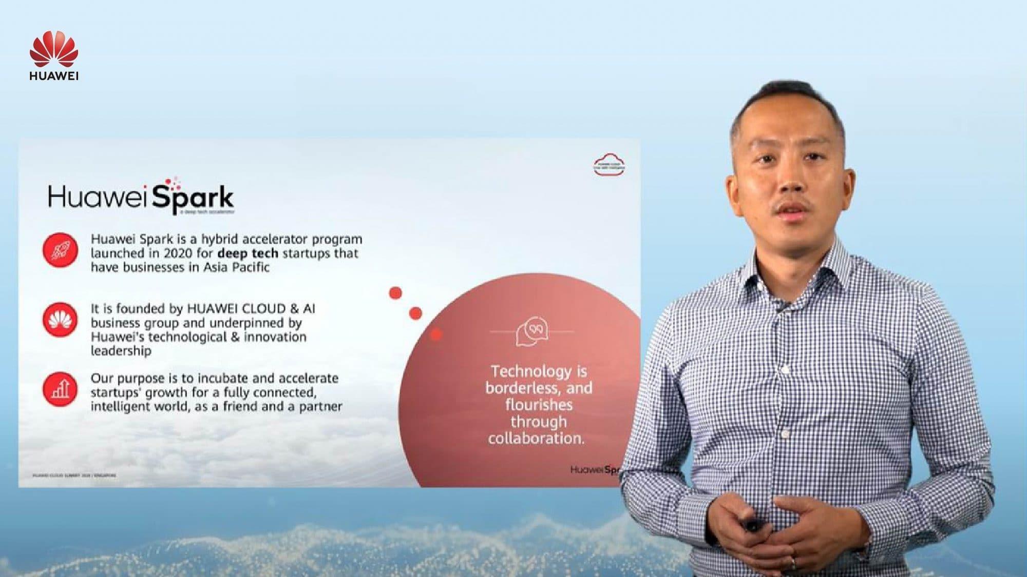 - หัวเว่ย เปิดตัวโครงการ Spark & Blossom หนุนอีโคซิสเต็ม Cloud สำหรับตลาดภูมิภาคเอเชียแปซิฟิก