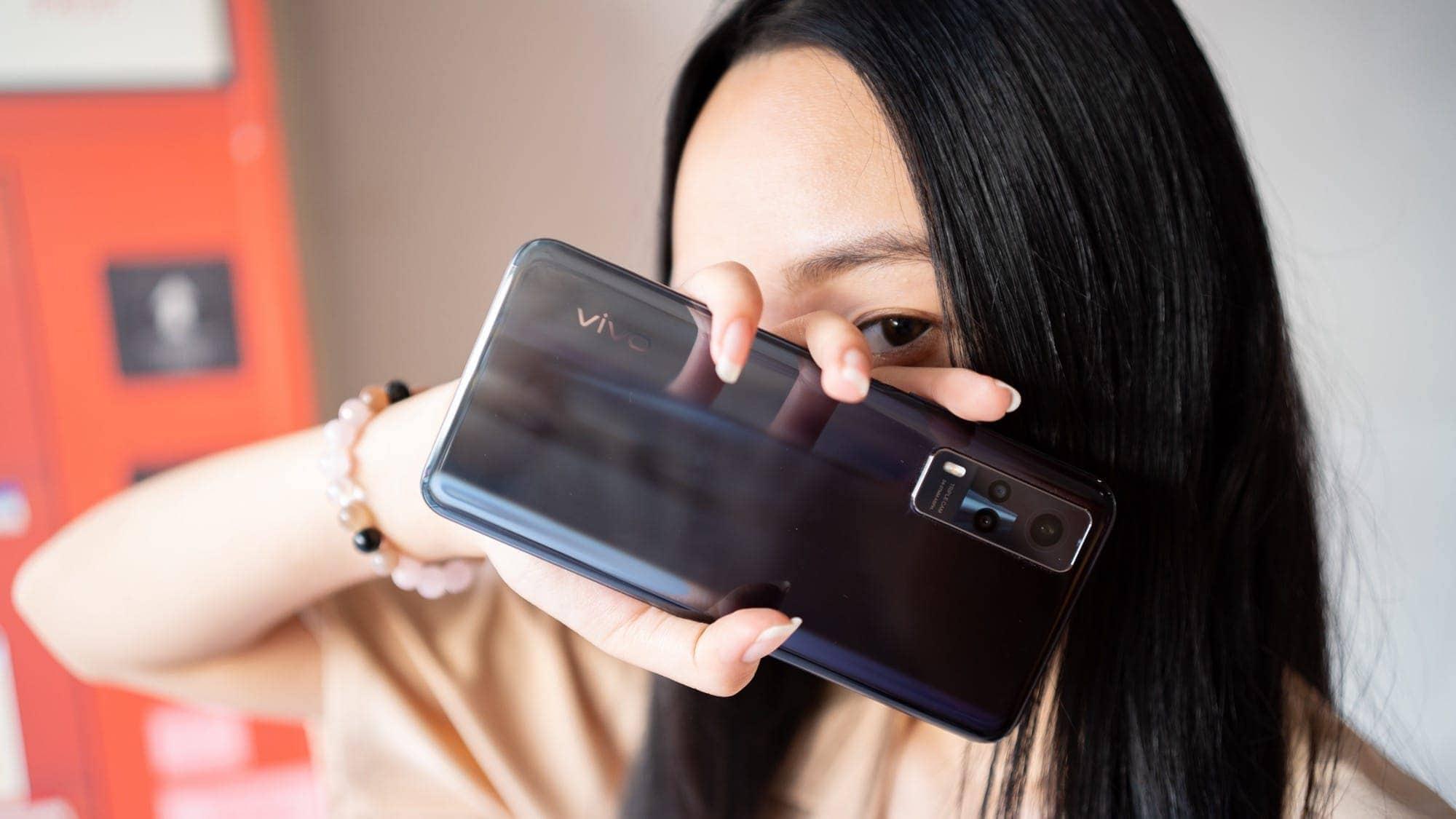Vivo Y31 - รีวิว Vivo Y31 กล้องสวย ลำโพงดัง ราคา 7,499 บาท